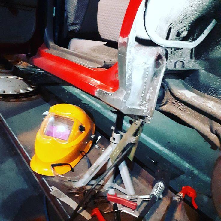#jeppeworks #latenighttuningsessies  #rustbucket #rust #honda #concerto #cornetto #dailydriven #jeppeworksfam #hurpvc #stayamazing #rustproblems #fixrust #apk #goodjob #welding #hondagame #hondalife #jeppeworksgarage #garagelife #tico #migmag #jeppeworkslifestyle
