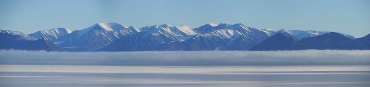 Mountains near Pond Inlet
