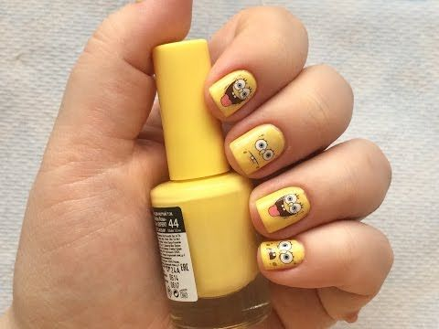 "Маникюр ""Кеды"" 