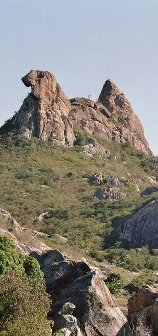 Quixadá - Ceará - Brasil