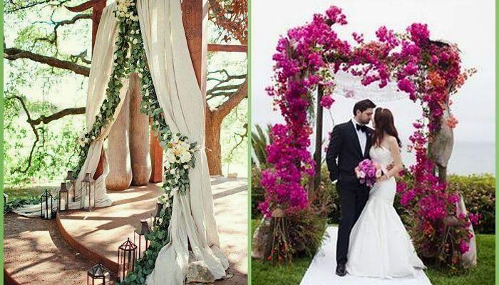 Ideas de decoración para una boda civil inolvidable