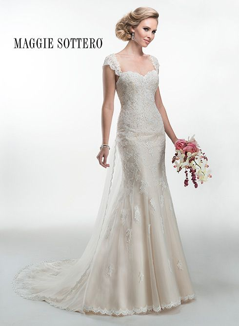 Kelsey - by Maggie Sottero