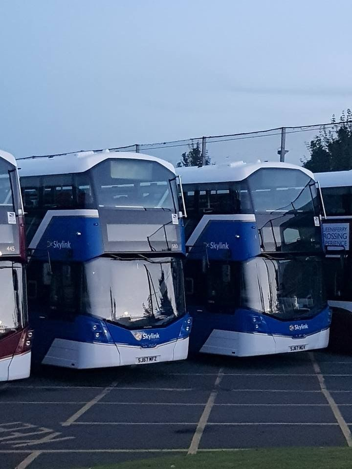1682 Best Edinburgh Buses Images On Pinterest