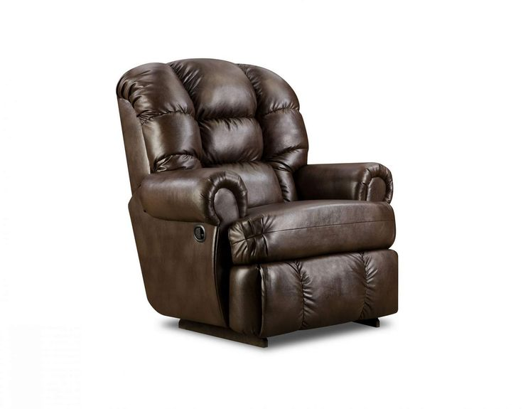 Big Manu0027s Power Recliner - FFO Home  sc 1 st  Pinterest & 123 best Recliners images on Pinterest | Recliners Rockers and Plush islam-shia.org
