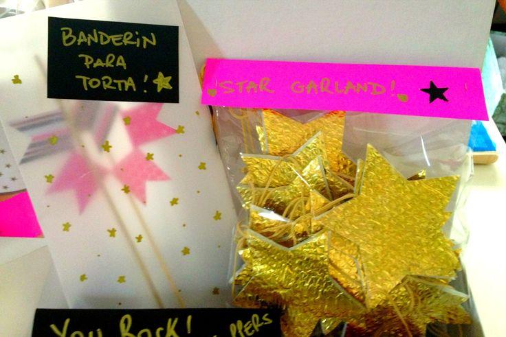 Rock Star by www.tiendadoilies.com.ar