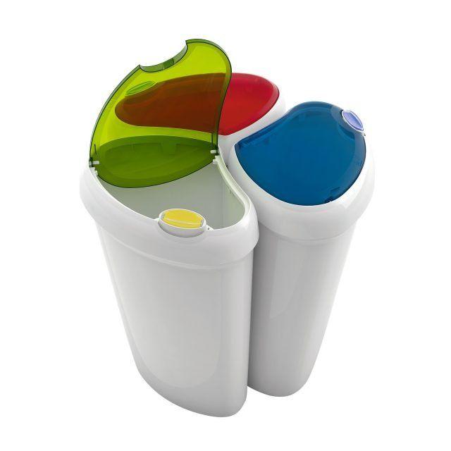 Leroy Merlin Contenitori Di Plastica.Pattumiere Tradizionali O Per Il Riciclo Nuove Amiche Per L