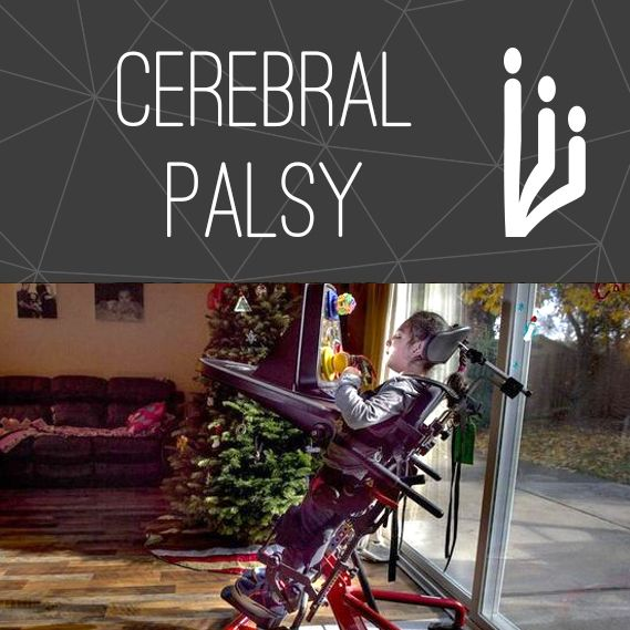Cerebral Palsy Information on the EasyStand Blog