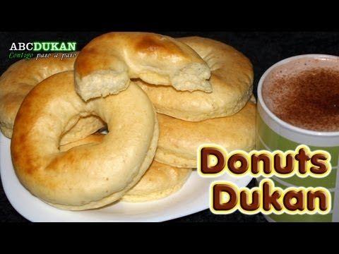 Donuts Dukan!!! Muy buenos.. Yo cambie 1 c de maizena por proteina para tener meno tolerado y anis en grano machacados al meterlo al horno les puse canela en polvo y algunos anises