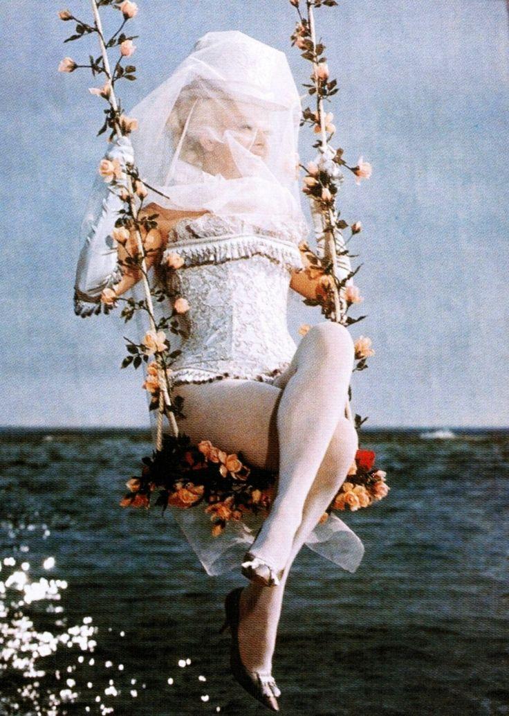 "Sandra Milo in ""Juliet of the Spirits"" (Federico Fellini, 1965)"