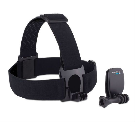 GoPro Head Strap and Quick Clip – HeartRateMonitorsUSA.com