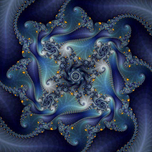 ♥♥ ⊰❁⊱ Twilight in Elephant Valley by LaPurr. ⊰❁⊱ (fractal art)