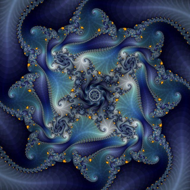 ♥Twilight in Elephant Valley by LaPurr♥ (fractal art)