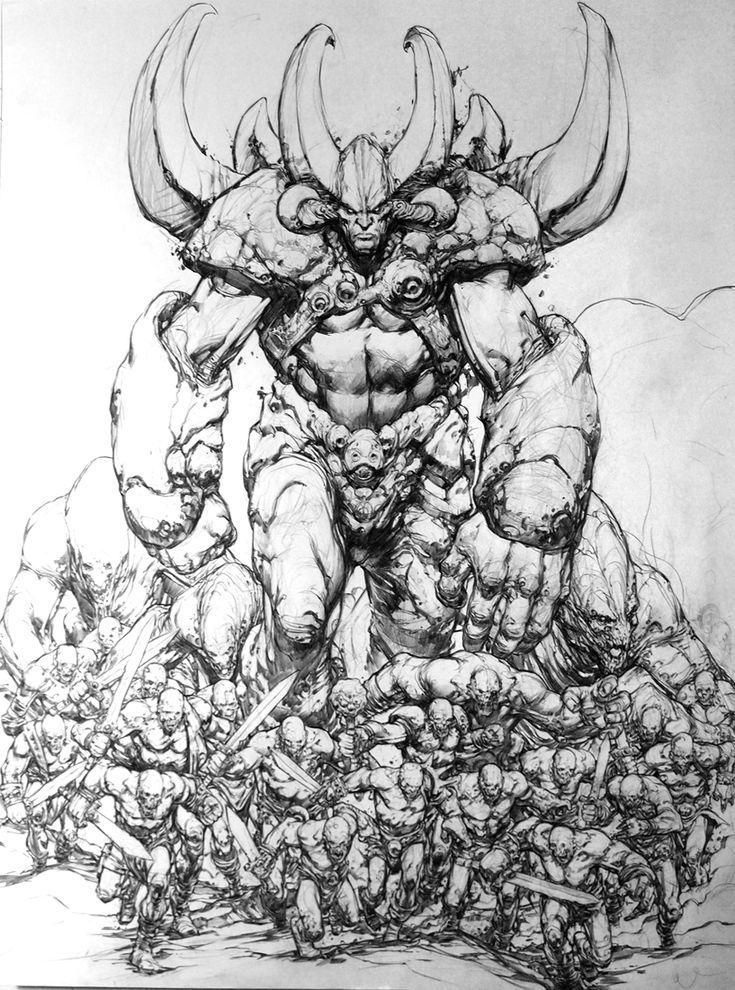 Naga (Hex The Lost Tribe) by keucha.deviantart.com on @deviantART