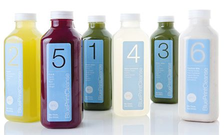 Blueprint cleanse-- time to start getting healthy. I think I'll give this a try.