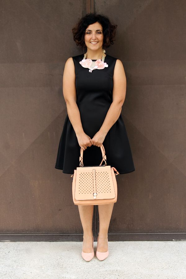 My Vintage Curves : Little Black Dress | Favourite Blogger ...