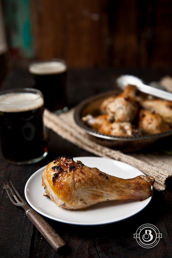 Beer + Chicken = The Best-Tasting Meat Ever