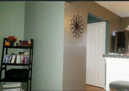 Best Living Room Sherwin Williams Oyster Bay Kitchen Benjamin 400 x 300
