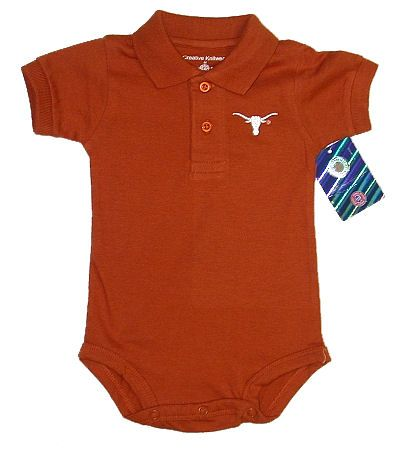 University of Texas Baby Gear | themed baby clothes gear university of texas university of texas ...