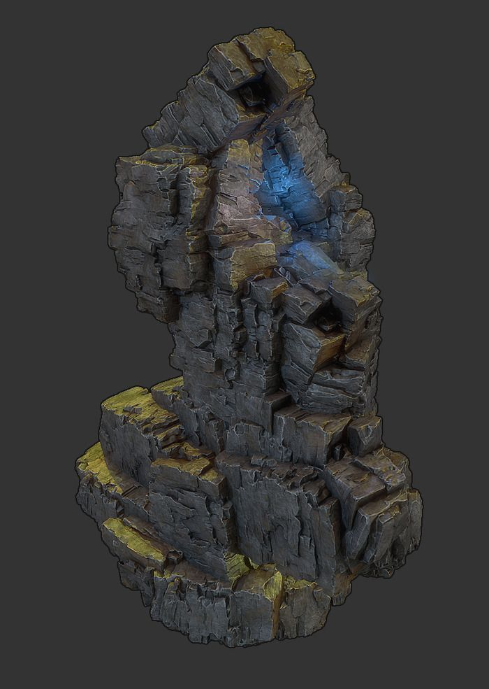 Rawk - Post any rocks you make here! - Page 9 - Polycount Forum