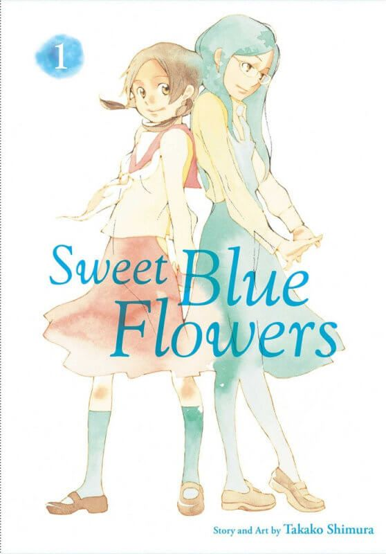 Sweet Blue Flowers (vol. 1) by Takako Shimura, translated and adapted by John Werry | BookDragon