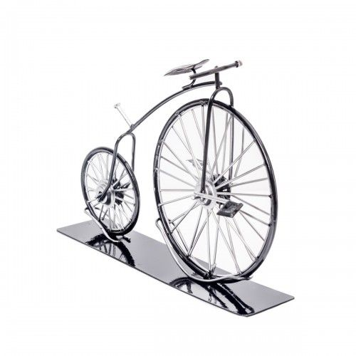 Perak | hiasan sepeda besi antik dekorasi dekor pajangan interior unik design