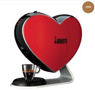 Stiati ca exista #espressor de #cafea in forma de #inima ? #bialetti #capsulecafea #decofeinizate #idei #cadou #special https://cafeasiocarte.blogspot.ro/2017/06/stiati-ca-exista-espressor-de-cafea-in.html