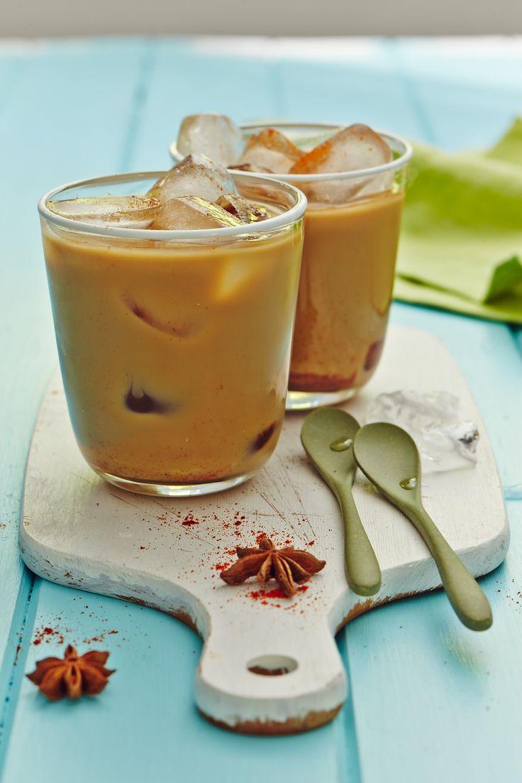 Kawa w tajskim stylu