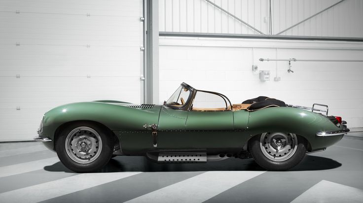The Jaguar XKSS, famed ride of King of Cool, is new again - Autoblog