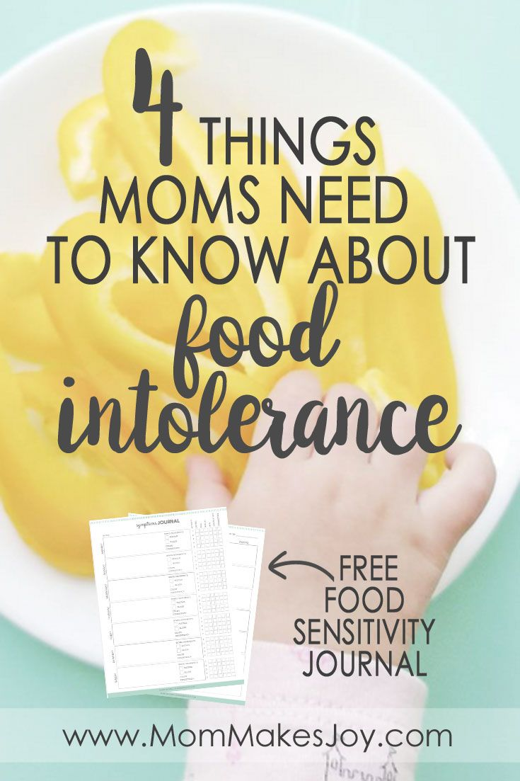 Food intolerance in babies can be hard to diagnose. Learn what symptoms to look for and how to go about helping your little one feel better in this post. | Food Sensitivity | Dairy Sensitivity | Baby colic | Reflux | Why your baby is crying | Breastfeeding | Lactose Intolerance | Infant Food Allergies | Baby Food Allergies | Mom Makes Joy via @mommakesjoy