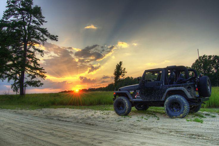Jeep Daze: Awesome Jeeps, Drive Jeeps, Auto, Jeeps Sunsets Nice, Jeep Stuff, Nice Photo