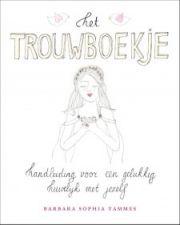 Leuk om cadeau te geven aan de aanstaande bruid: een trouwboekje van de Wereldwinkel.
