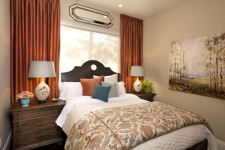 Robeson Design Bedroom Amusing Vibrant Transitional Family Home Bedroom 2 Robeson Design Design Inspiration