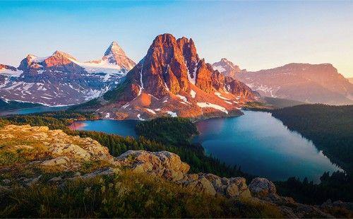 """""""COLUMBIA BRITÁNICA, LA JOYA DEL PACÍFICO CANADIENSE""""...Ya sea que busques descanso, cultura, deportes o paisajes, Columbia Británica está esperando a que la visites. Recuerda que Canadá acaba de modificar los requisitos…"""