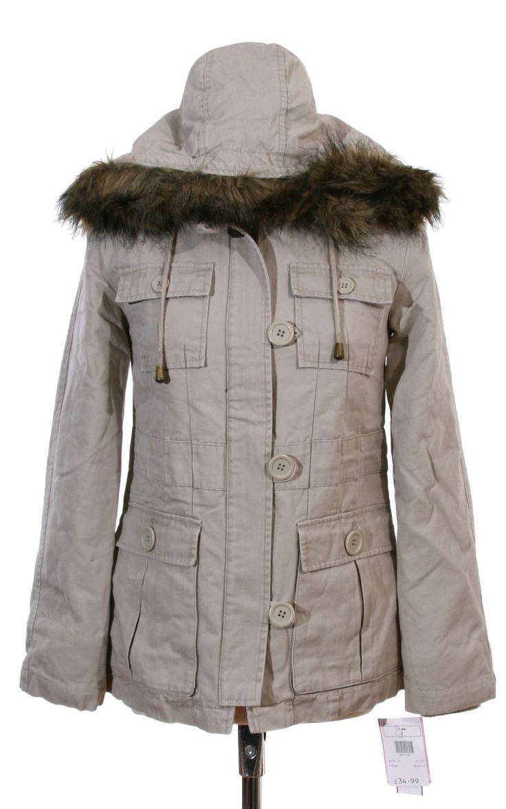 Női ruházat | Női Kabát, New Look, Méret: 36 | http://www.ruhavadasz.hu/