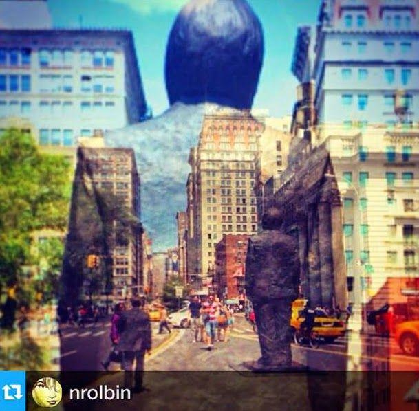 Union Square photo contest winner via instagram #DoYouThinkBig