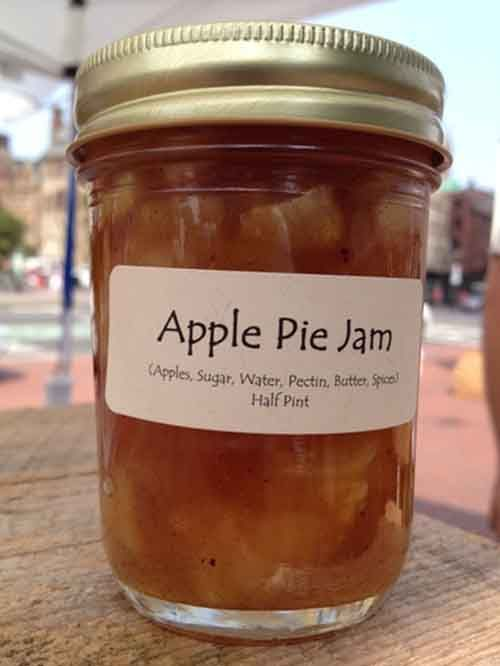 Canning Recipe – Apple Pie Jam - LivingGreenAndFrugally.com