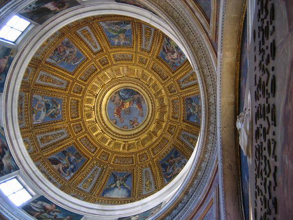 Cappella Chigi di Raffaello Sanzio - Descrizione dell'opera e mostre in corso - Arte.it
