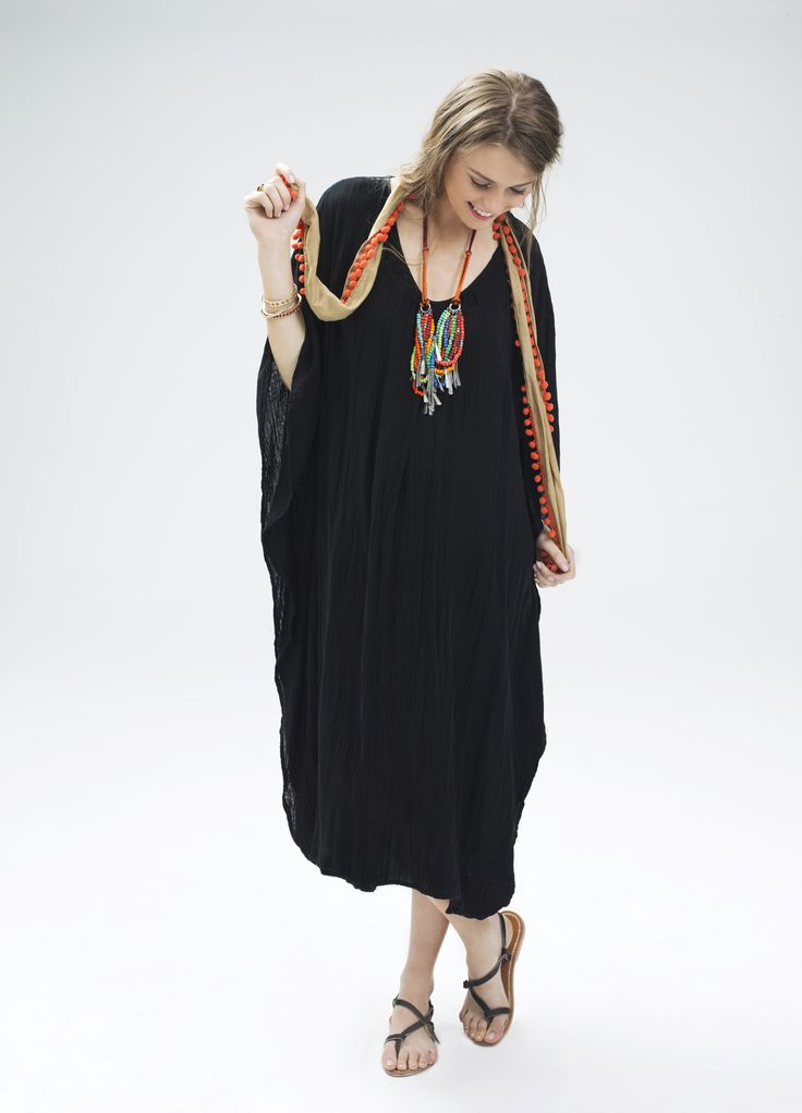 The Kaftan --Hatch's new Plage Collection
