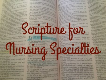 I couldn't get through Nursing School without my faith. The past year and a half of Nursing School have seen some of the most stressful, difficult, and often discouraging days of my life. (Fellow N…