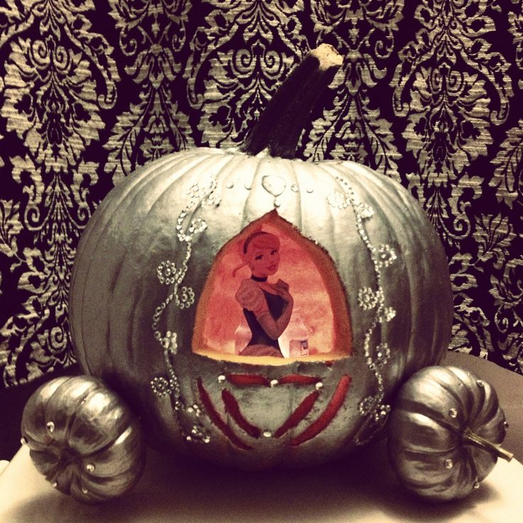 Cinderella Pumpkin Disney