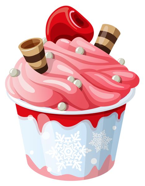 Ice Cream Cup PNG Clipart Picture  Stop by my Etsy Shop: www.etsy.com/shop/TeoldDesign