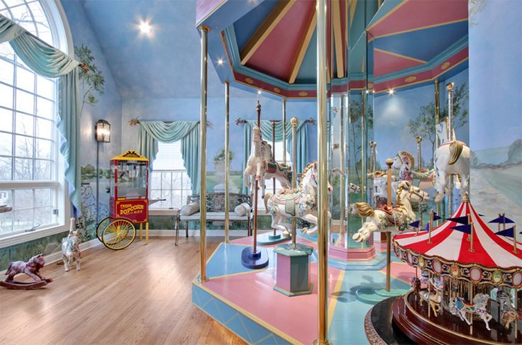 Luxury Playroom                                                                                                                                                                                 More