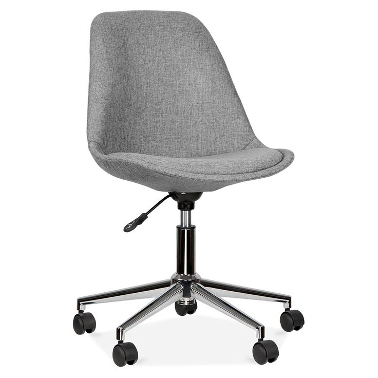 cool gray office furniture. Main Office Chair With Soft Pad Seat - Cool Grey Gray Furniture .