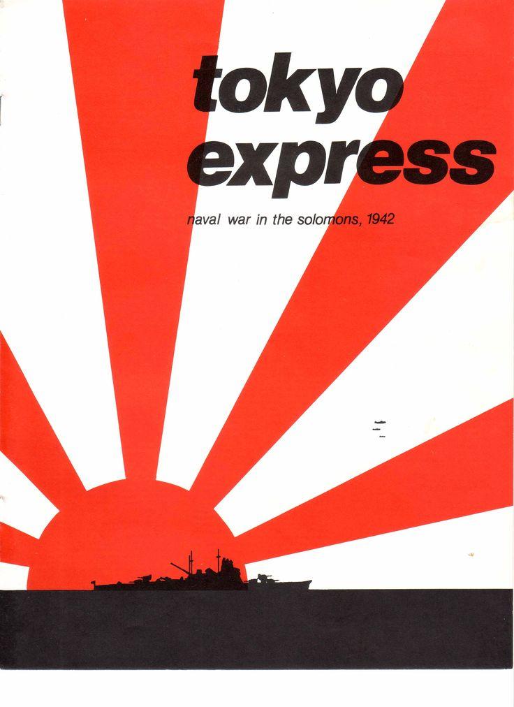 Tokyo Express:  Naval War In the Solomons, 1942