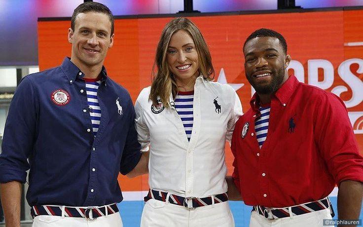 Team USA unveils new Olympic uniforms