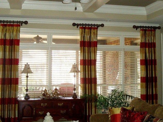 silk panels great roomscustom coverings
