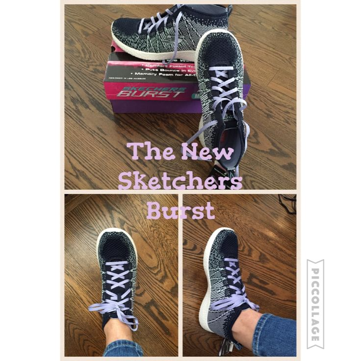 Enter to win a pair of Ladies' Skechers Burst Ends July 9, 2016 http://babylishadvice.com/?p=3457#comments