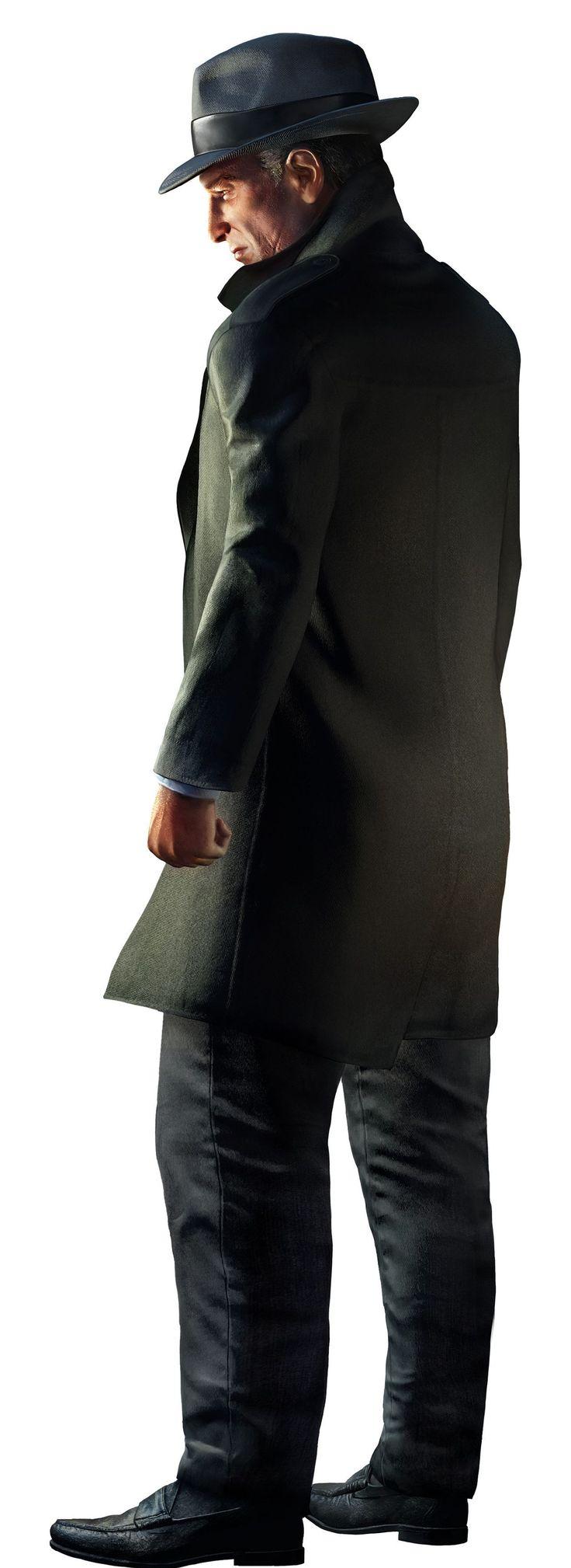 En gangster - Vito Scaletta.