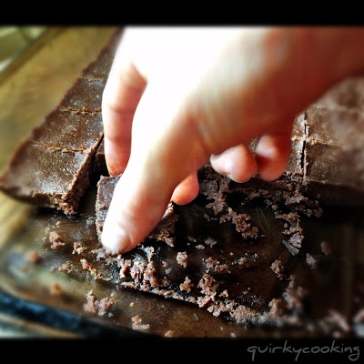Quirky Cooking: Raw Superfood Fudge