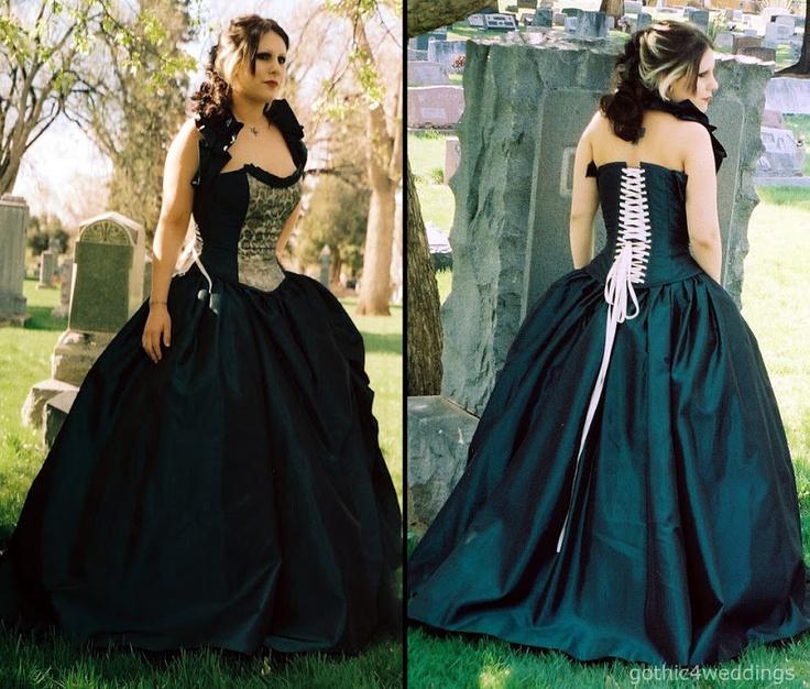 Victorian Prom Dress - Ocodea.com
